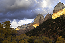 Zion Storm Light