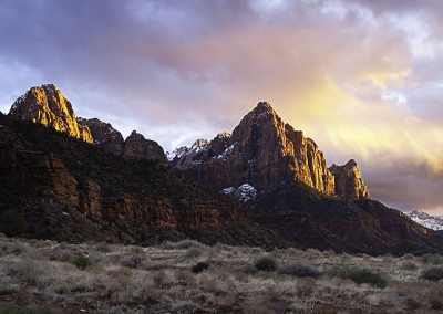The Watchman Storm Light