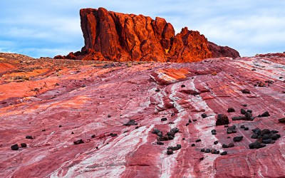 Valley of Fire | Fire Wave